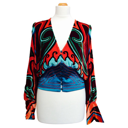 Missoni Blouse with colourful patterns