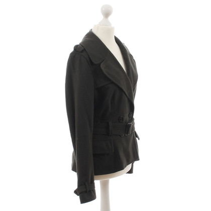 Burberry Short wool jacket
