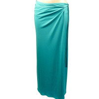 D&G Beach wrap skirt in turquoise