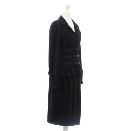 Prada Kostuum in zwart-wit