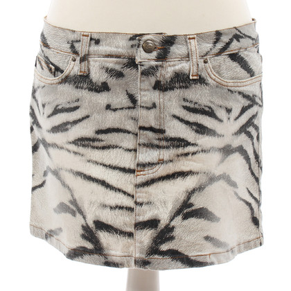 Just Cavalli Rock mit Animal-Print