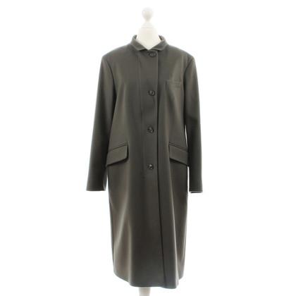 Loro Piana Cashmere coat with zipper