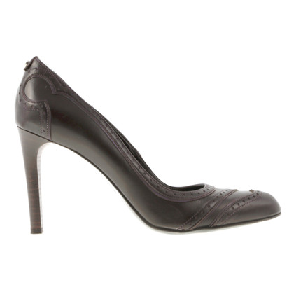 Karen Millen pumps marrone viola