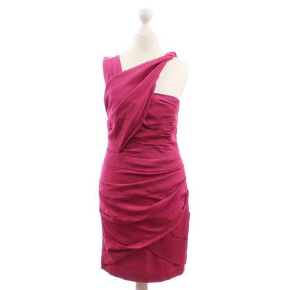 Reiss Dress with asymmetrical draping