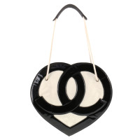 Chanel Bag with heart-shaped logo