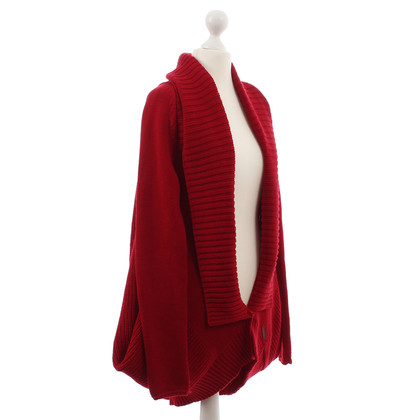 Costume National Cardigan in het rood
