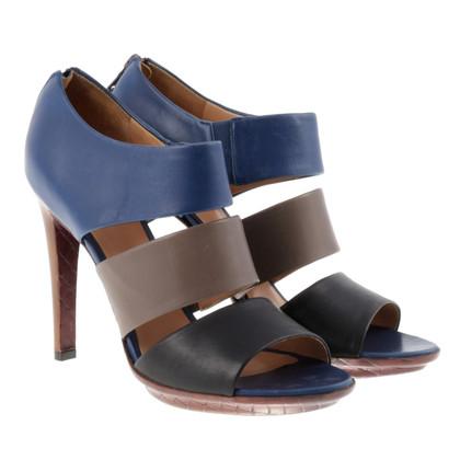 Bottega Veneta Tricolor sandalen