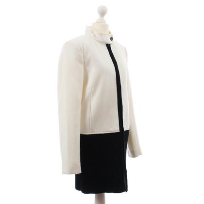Calvin Klein Bicolor coat