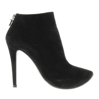 Walter Steiger Ankle boots suede