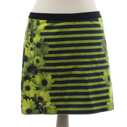 Michael Kors skirt in the pattern mix