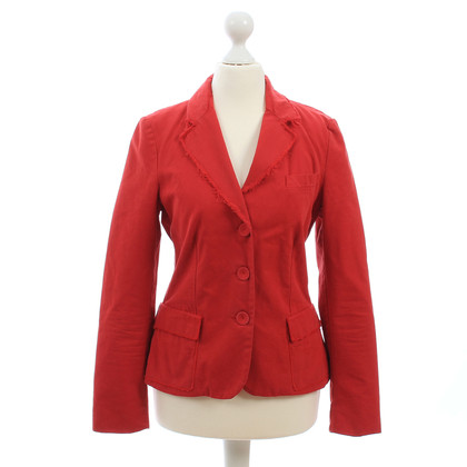 Dondup Blazer in red