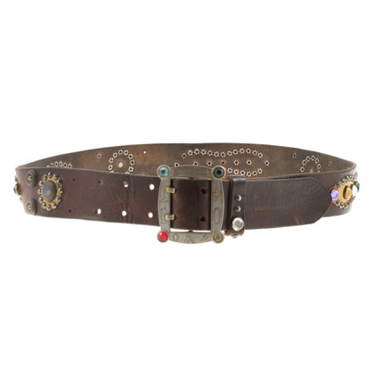 Other Designer HTC - lizard leather belt