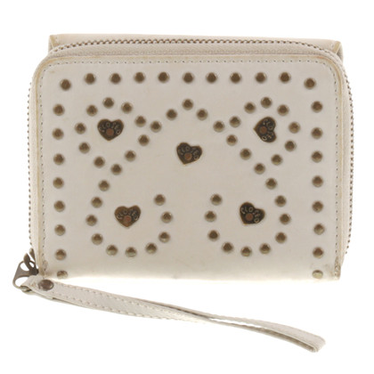 Closed Wallet with rivets
