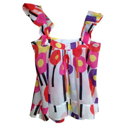 Just Cavalli Colorful top