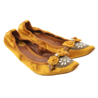Chloé Ballerina's met semi-edelstenen