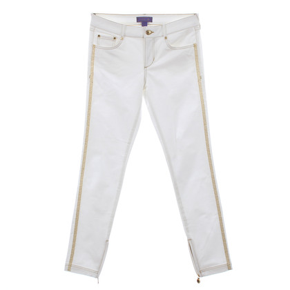 Versace for H&M Skinny jeans in white