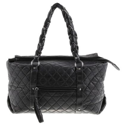 Chanel Shoppers met quilten
