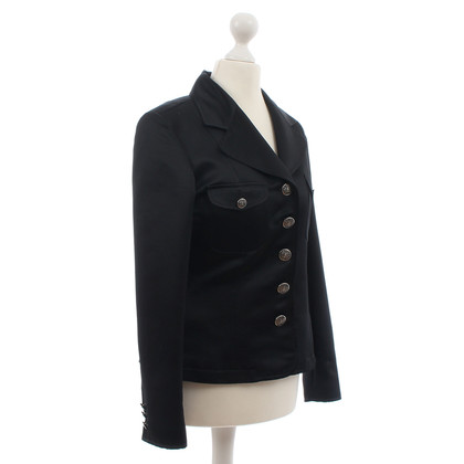 Moschino Blazer in zwart-wit
