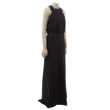 Faith Connexion Abendkleid mit metallischem Schimmer