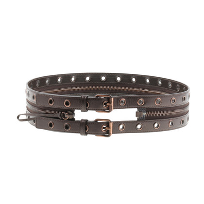 Céline Belt with zipper
