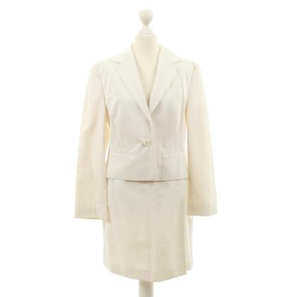 Marc Cain Weißes Kostüm