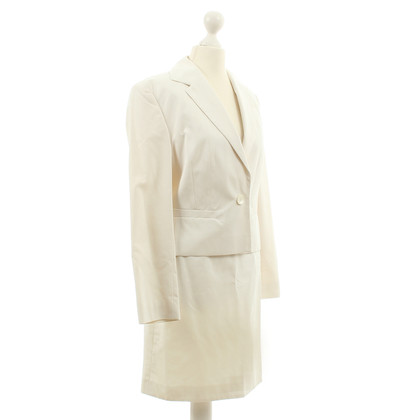 Marc Cain White costume