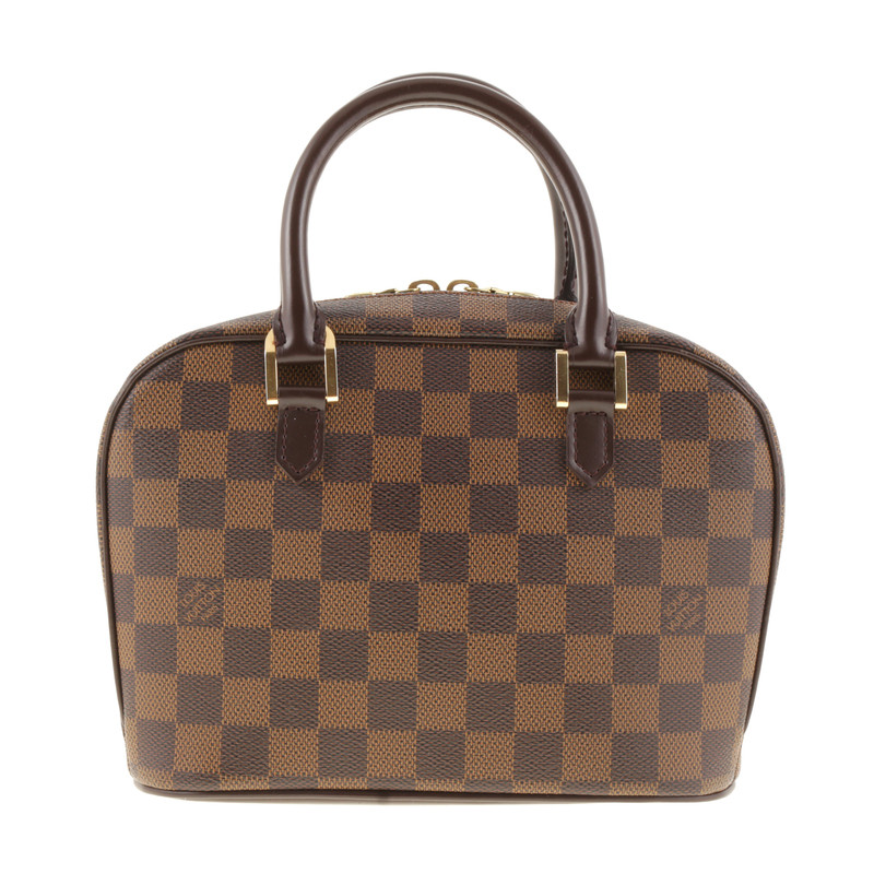 louis vuitton henkeltasche in damier eb ne second hand louis vuitton henkeltasche in damier. Black Bedroom Furniture Sets. Home Design Ideas