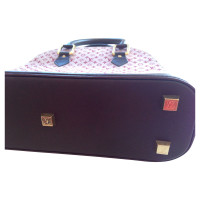 Louis Vuitton Mini Alma in shades of pink