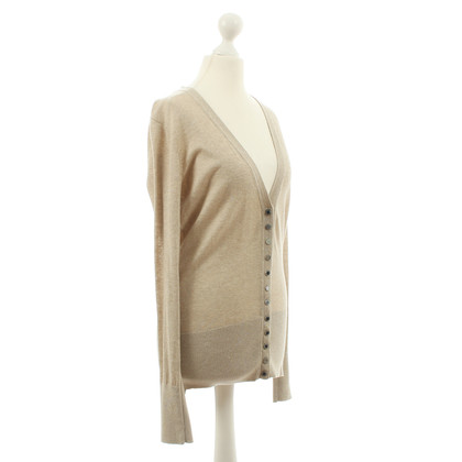 Faith Connexion Cardigan mit Strass-Verzierung