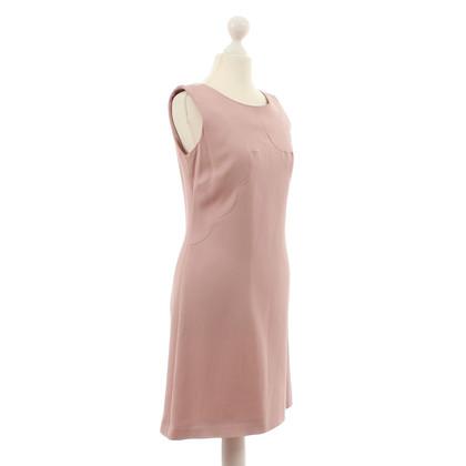 Piu & Piu Schede jurk in stoffige roze