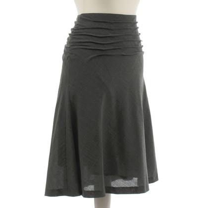 Gunex skirt with ruffle