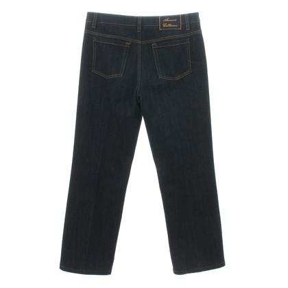 Armani Jeans Jeans mit Bügelfalten