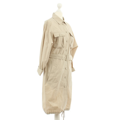 Jean Paul Gaultier Blouses jurk met Pinstripe