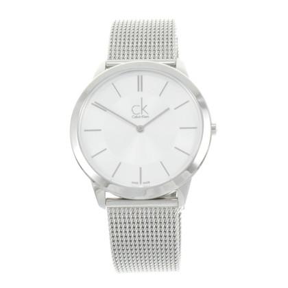 Calvin Klein Zilveren Toon Bracelet Watch