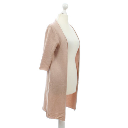 Antonia Zander Cardigan in nude