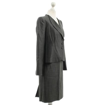 Armani Collezioni Costume with asymmetry
