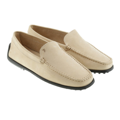 Tod's Loafer in cream