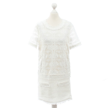 Rachel Zoe Mini dress in white