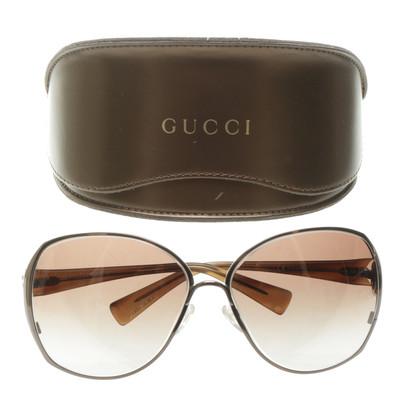 Giorgio Armani Große Sonnenbrille