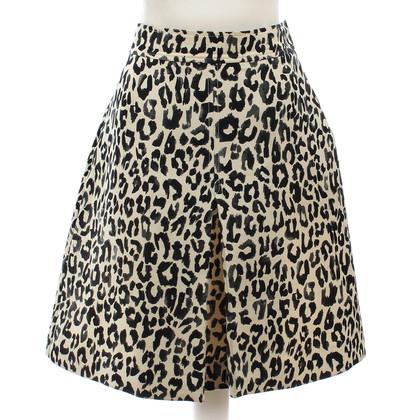 Chloé skirt in the animal look