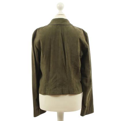Hugo Boss Suede jacket