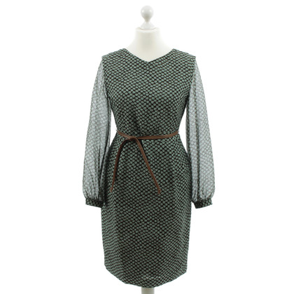 Odeeh Dress with leather belt