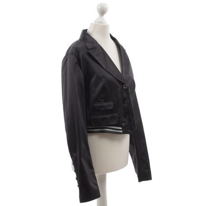 Hugo Boss Short Blazer in black