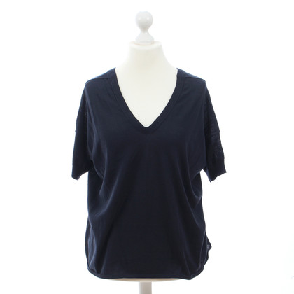 Malo Camicia blu scuro