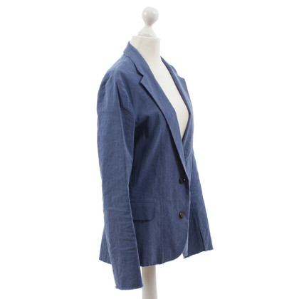 Acne Blazer in stile denim