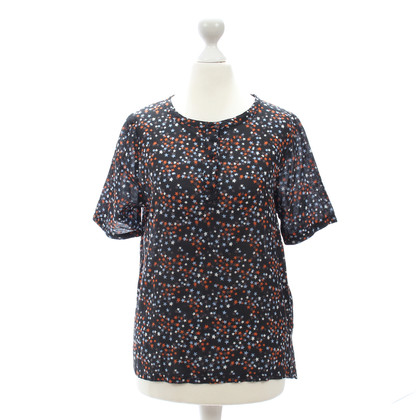 Rika Blouse with asterisk pattern