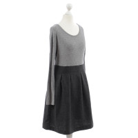 Cos Dress in the material mix