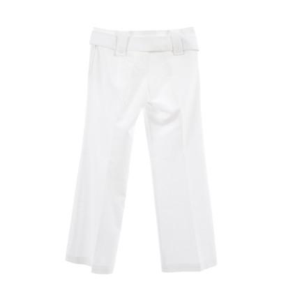 Chloé Pant in white