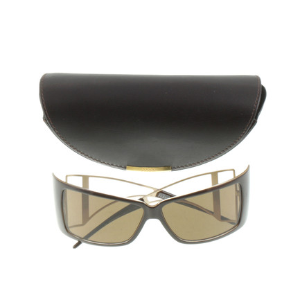 Ferre Sunglasses in Brown