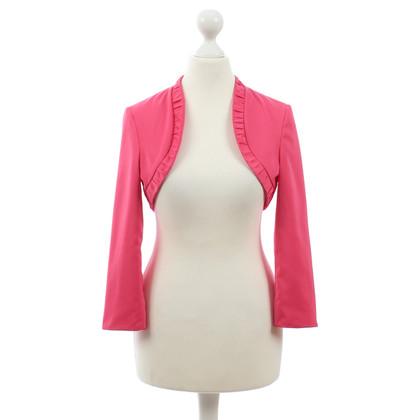 Rena Lange Bolero in Pink
